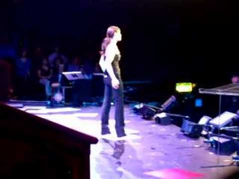 Idina Menzel as Florence in Chess In Concert - Nobody's Side