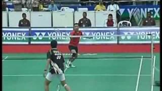 Badminton 2009 India Open Final - Taufik Hidayat vs Muhammad Hafiz - Music Video