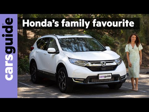 Honda CR-V 2020 Review: VTi-LX AWD