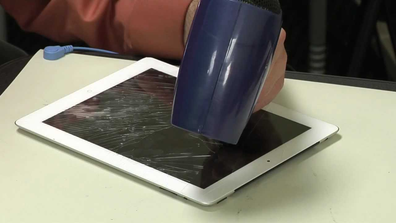 How to fix a broken front panel on your ipad 2 or ipad 3 youtube solutioingenieria Gallery