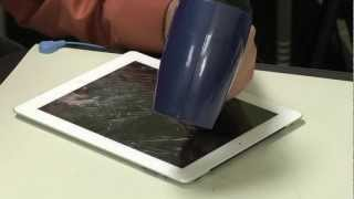 How to: Fix a broken front panel on your iPad 2 or iPad 3