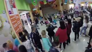 Zumba®Fitness в Благовещенске: Flash Mob | флешмоб в ТРЦ 'Острова'