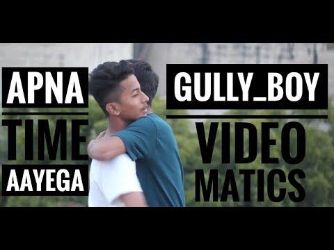 Gully_Boy | Apna_Time_Aayga | A_Short_Film_by_Aman_rajpoot | Ranveer Singh | Apna Time Aayga