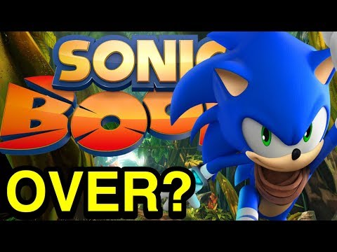 Is the Sonic Boom Franchise Over? - Sonic Discussion - NewSuperChris Mp3