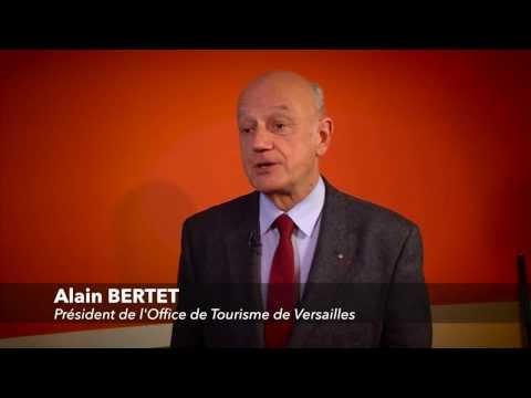 Le renforcement de la politique touristique de Versailles