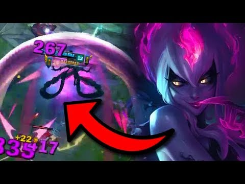 NEW EVE MIGHT JUST BE THE BEST ASSASSIN JUNGLER  Eve Rework Jungle Gameplay