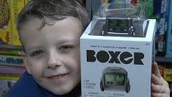 Boxer (Spin Master) - ab 6 Jahre - Mini Roboter mit Steuerung und viel Spaß! (optional mit App)