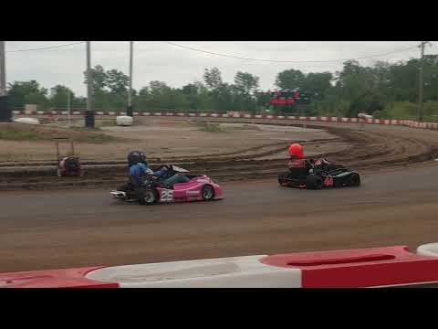 5.25.2019 - KC Raceway - Predator Class -Heat 1