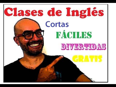 Clases de ingl s gratis f ciles y cortas youtube for Cursos de jardineria y paisajismo gratis