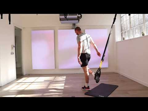 TRX at Home l Total-Body Conditioning with Coach Jay