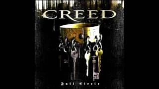 Creed - Bread of Shame (w/ lyrics)