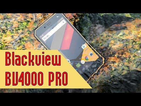 Blackview BV4000 PRO - САМЫЙ ДЕШЁВЫЙ ЗАЩИЩЁННЫЙ СМАРТФОН thumbnail