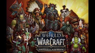 Battle for Azeroth : Future of the Horde Leaders [Speculation & Spoilers]