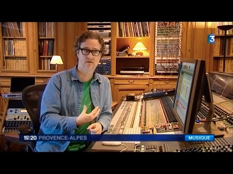 TV News bulletin about Mix With The Masters
