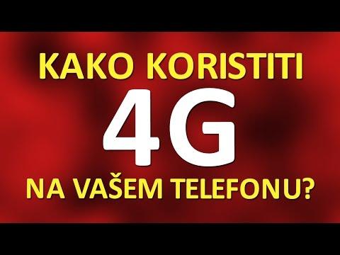 Kako dobiti 4G, i sta ce nam?