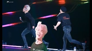 Namjoon chases Jimin after ANOTHER prank played on him