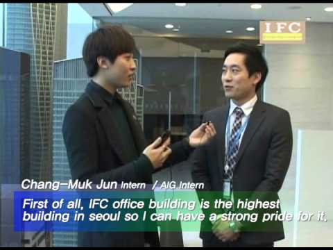 Workplace of Dream, IFC seoul office