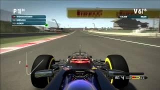F1 2012 - Temp.1 | Circuito : Buddh ( Nueva delhi ).