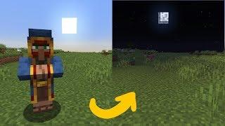 НЕВИДИМЫЙ ЖИТЕЛЬ! Minecraft 1.14 Snapshot 19w06a