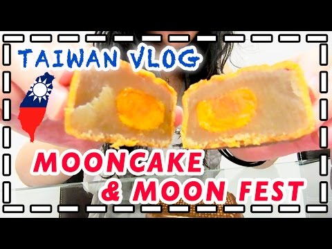Travel & Living Taiwan|Moon Festival|Mooncake Tasting|Food Vlog 遊台灣:中秋節吃月餅