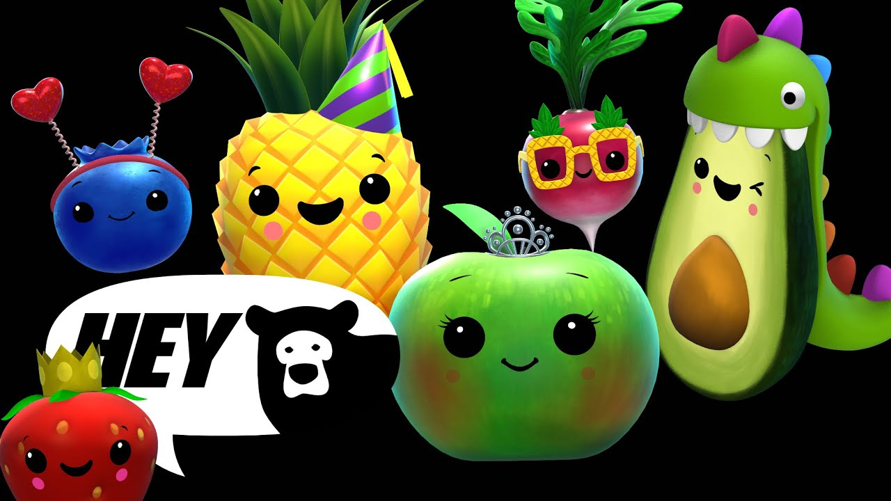 Download Hey Bear Sensory - Birthday Dance Party! - Fun Animation and Happy Music!