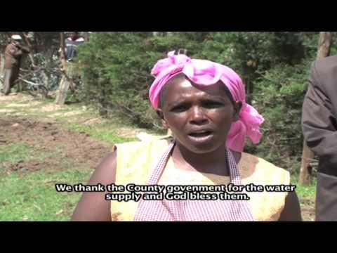 Nyandarua County Documentary 2015