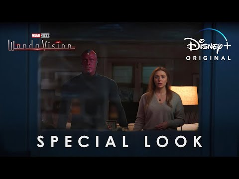 Marvel Studios' WandaVision | Special Look | Disney+