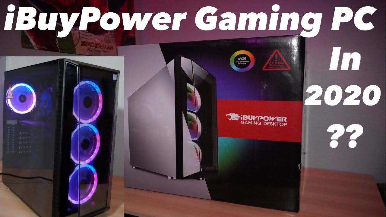 Unboxing Pre-Built iBuyPower Gaming PC/Desktop from Best ...