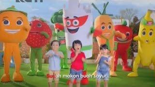 Iklan SGM Eksplor Buah Dan Sayur - Jingle 30sec (2017)