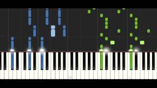 Tobu - Roots - PIANO TUTORIAL