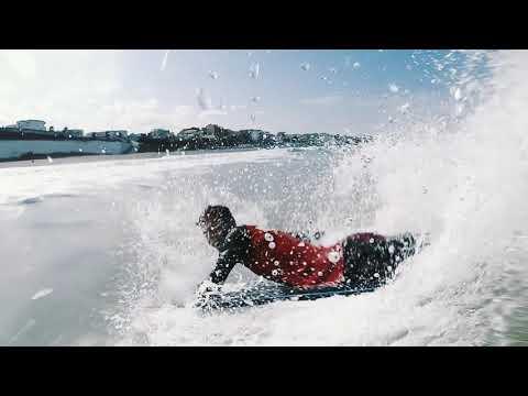 POV Bodyboard-winter 2018 - Douaouda Marine Algeria