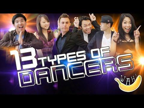 13 Types of Dancers