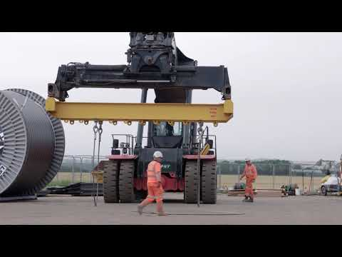 Hornsea One Cable Laying