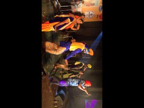 Singh Harjot At Mumbai Show Performing 'rabb Da Man'