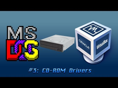 How To Set Up CD-ROM Drivers In DOS 6.22