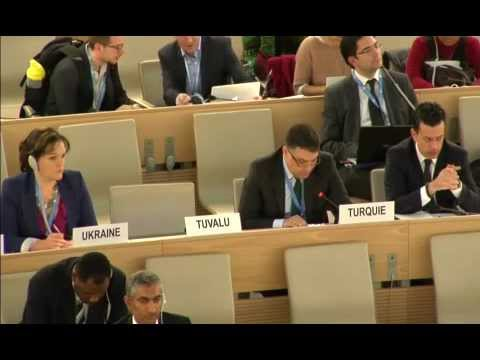 United Nations Human Rights Council   ID  Annual Report Cont'd   12th Meeting 28th