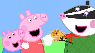 Peppa Pig Channel 👏 Wash Your Hands with Peppa Pig