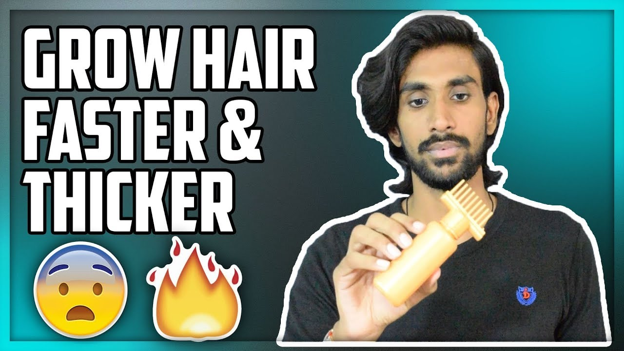 how to grow your hair faster and thicker