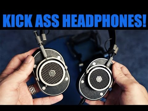 HEADPHONES! Master & Dynamic MH40 and Blue MOFI!