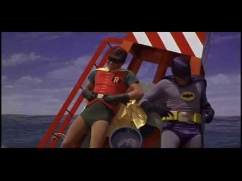 Batman 1960's Movie Trailer: Action Movie