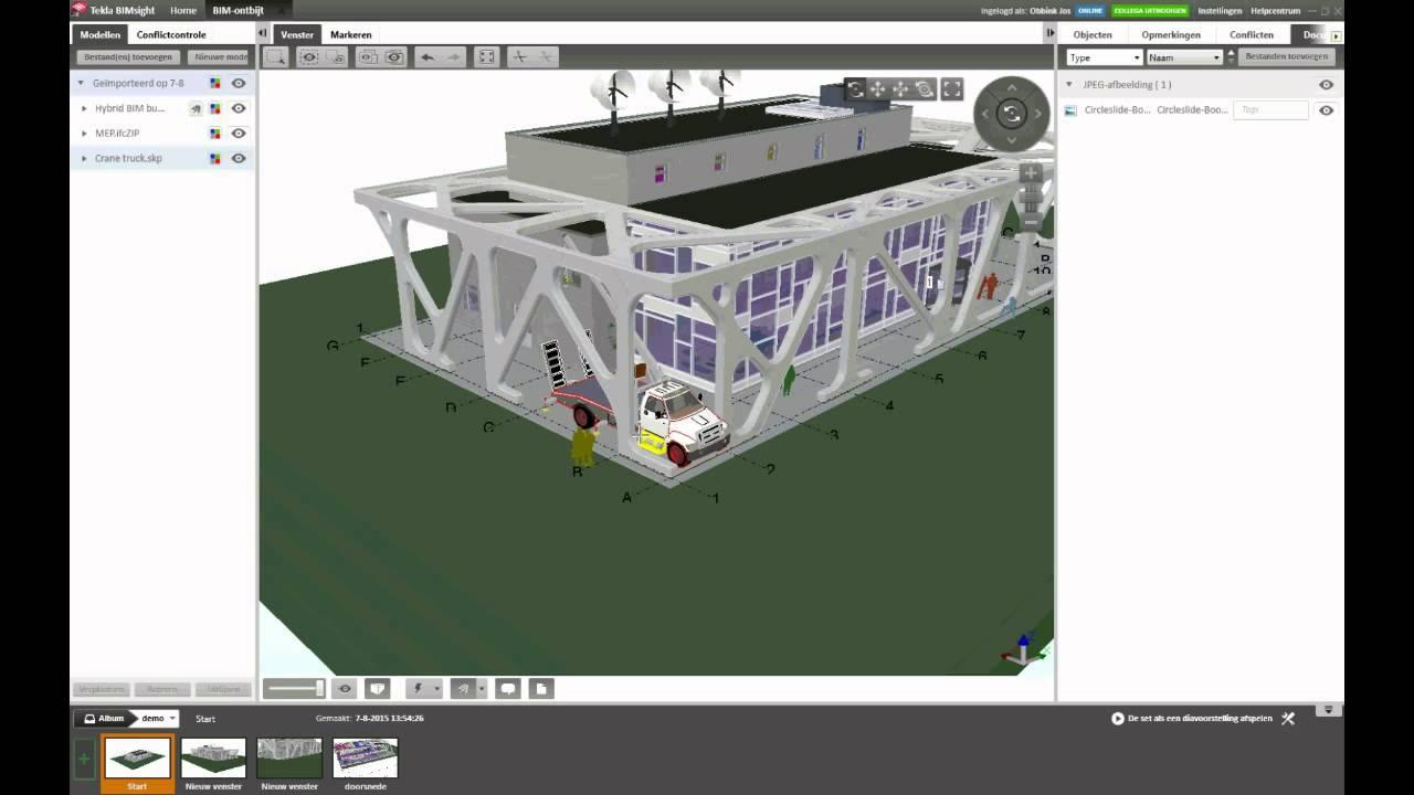 Tekla BIMsight en Tekla Field3D - Construsoft BIM