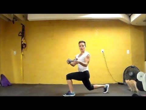 Sweaty Life Fitness's 35 min HIIT (5and2)