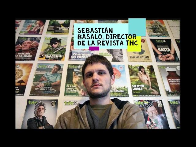expo cannabis 2019- Entrevista a Sebastian Basalo