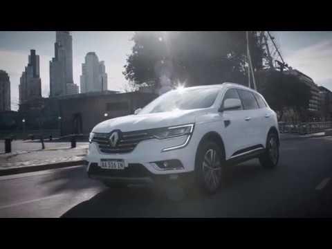 Nuevo Renault KOLEOS & Tony Parker - Passion for life