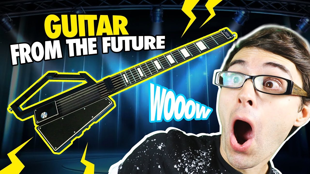 Download GUITAR From The FUTURE! - JAMMY