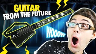 Download GUITAR From The FUTURE! - JAMMY Mp3 and Videos