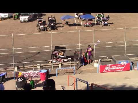 CA Speedweek, Plaza Park Raceway - Micro 600R Qualifying - June 29, 2018