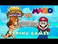 Typing Games: Coin Type Master vs Mario Teaches Typing