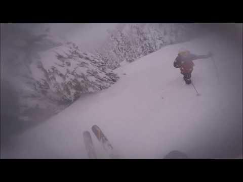Whitefish mountain best powder of my life