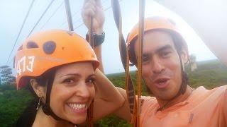 Volando sin Alas ♥ Parque Xplor, Vlog Mexico 4